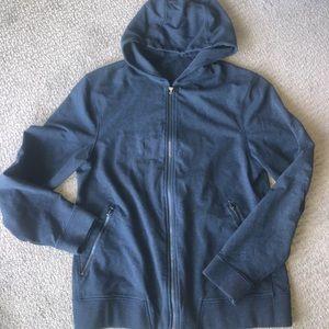 Men's Lululemon zip up lightweight jacket